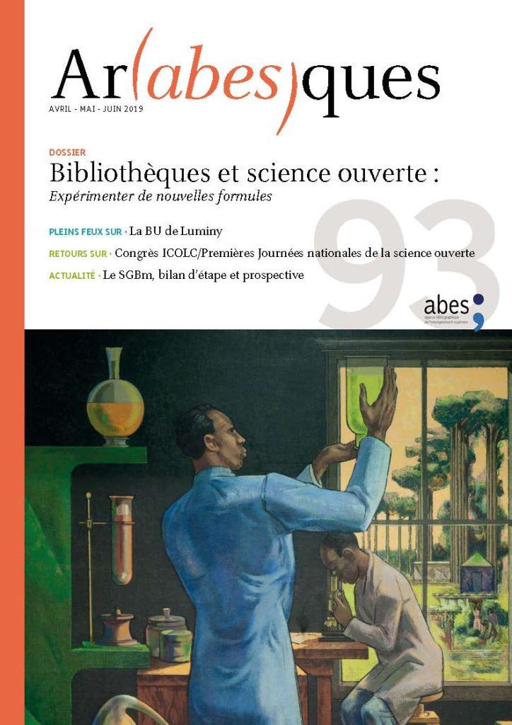 Arabesques - Bibliothèques et science ouverte